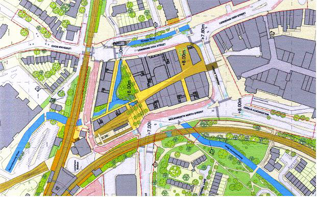 Lewisham Gateway outline planning application (18th May 2006)