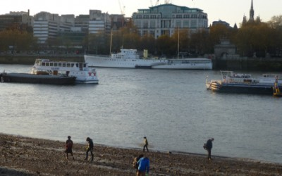 Thames Secrets Revealed by Nathalie Cohen – 20th July