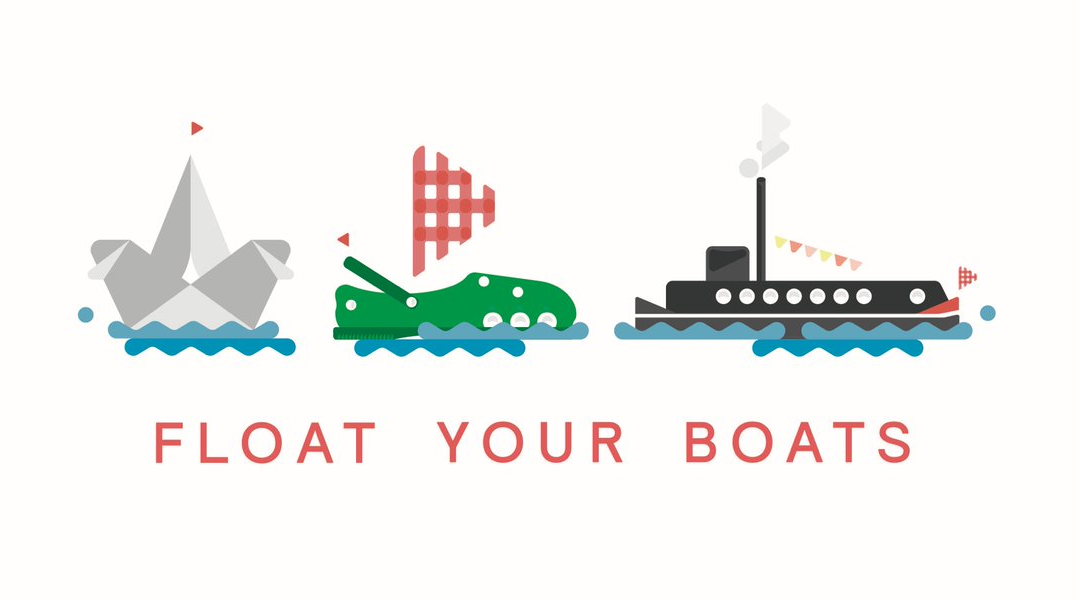 Float Your Boats for The Great Get Together – 17 + 18 June