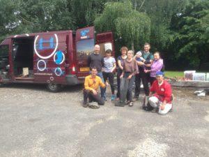 River Cleanup Mottingham
