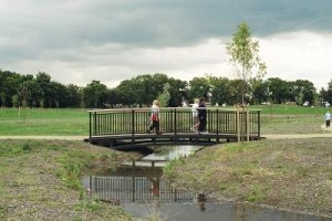 Sutcliffe Park earns a healthy return (25th August 2005)
