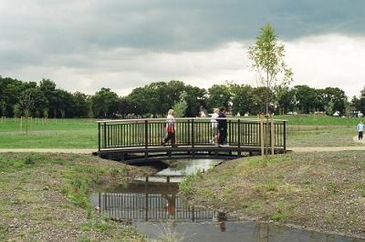 Sutcliffe Park earns a healthy return (25th August 2005)