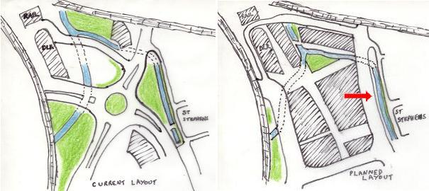 QWAG questions Lewisham Gateway statements (16th August 2006)
