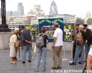 South Bank show and tell (16th September 2006)