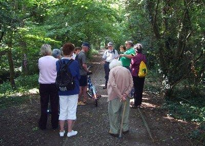 Upstream, downstream (29th August 2007)