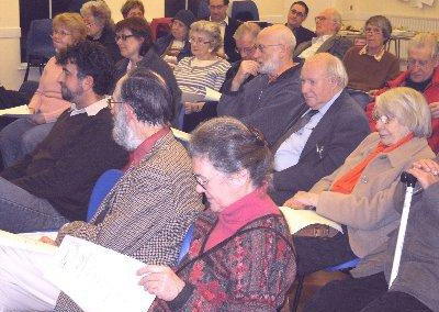 Annual General Meeting (21st January 2009)