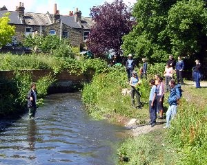 The 3 Rivers Clean-up (12th June 2009)
