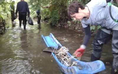 The 10th 3 Rivers Clean Up – 3 weeks, 3 reasons – 2nd – 23rd June 2018