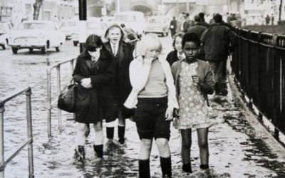 Under water – Remember Lewisham's flood of 1968? – 16th Jan 2019